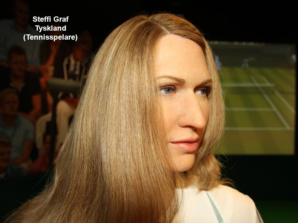 Steffi Graf Tyskland (Tennisspelare)