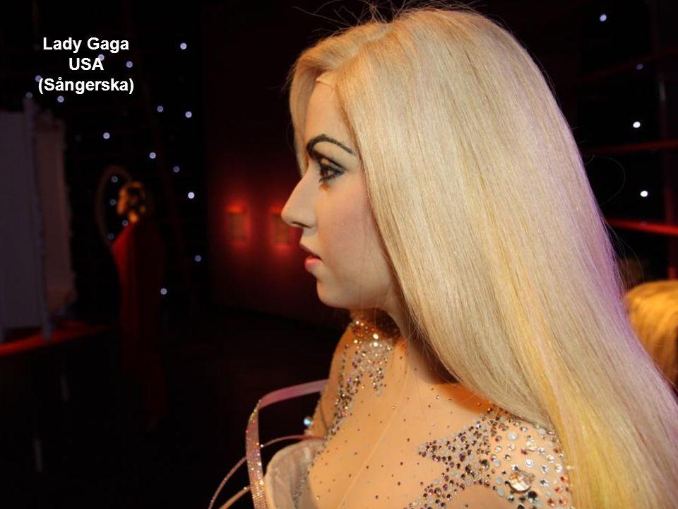 Lady Gaga USA (Sångerska)