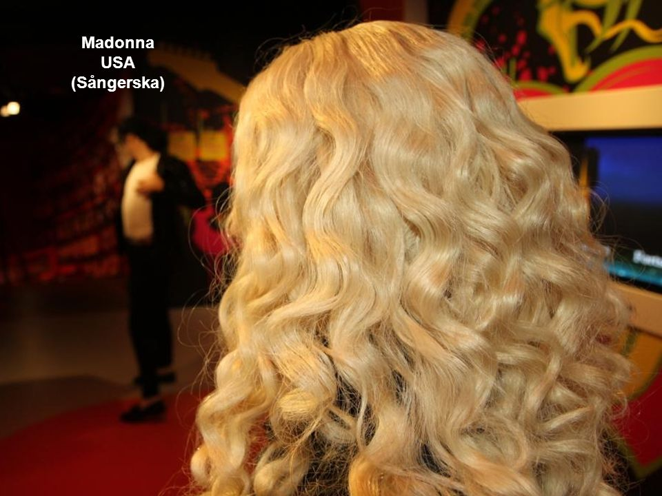 Madonna USA (Sångerska)