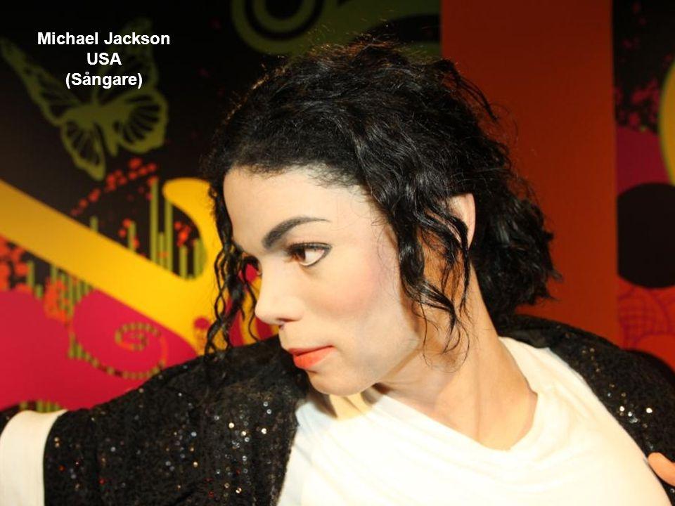 Michael Jackson USA (Sångare)