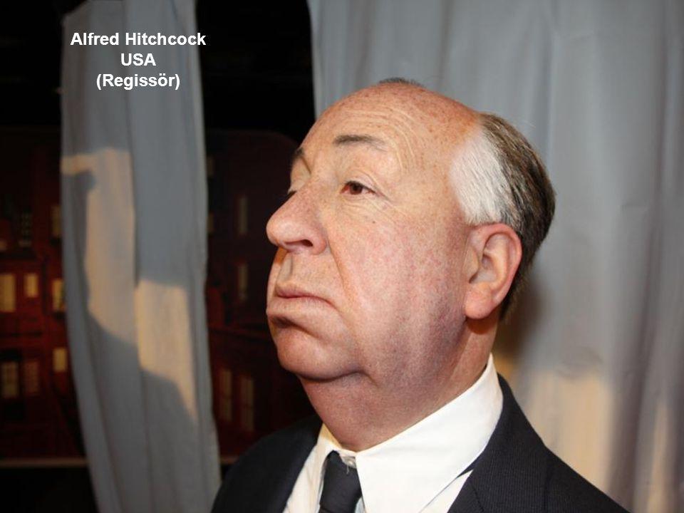 Alfred Hitchcock USA (Regissör)