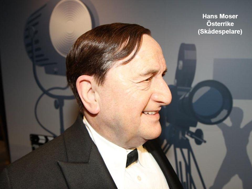 Hans Moser Österrike (Skådespelare)