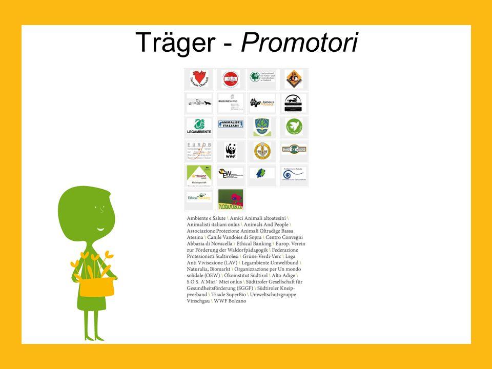 Träger - Promotori