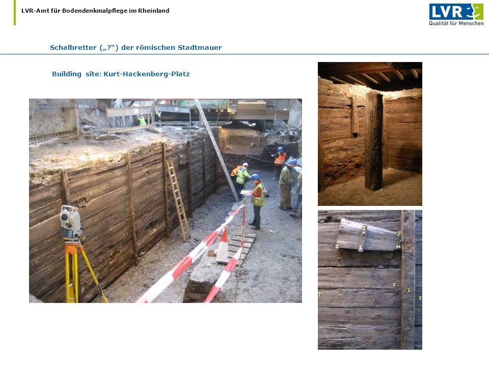 Building site: Kurt-Hackenberg-Platz