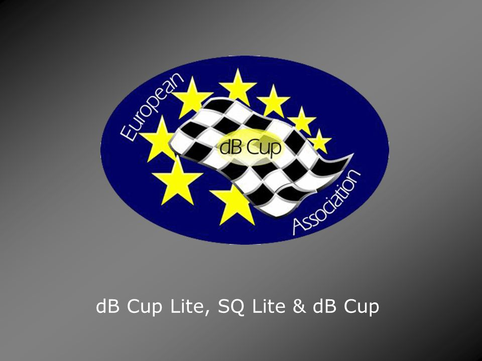 dB Cup Lite, SQ Lite & dB Cup