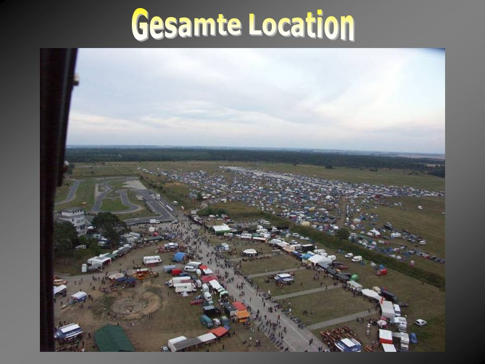 Gesamte Location