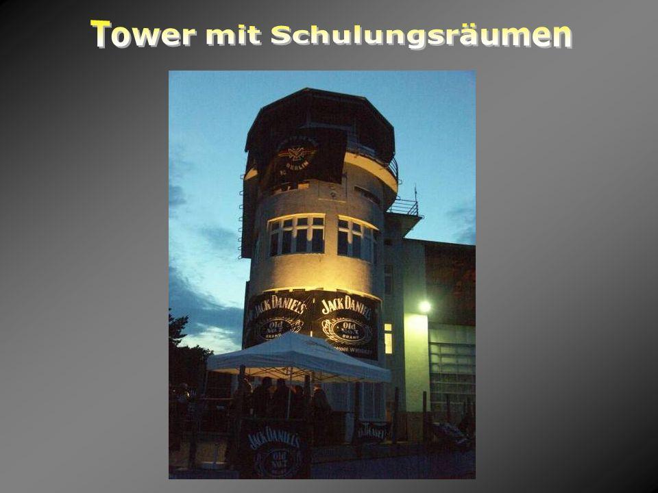 Tower mit Schulungsräumen