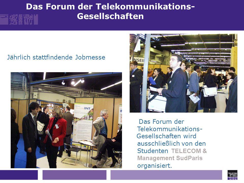 Das Forum der Telekommunikations-
