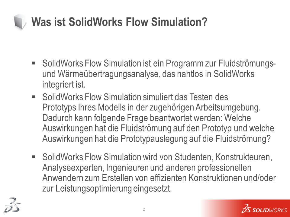 solidworks flow simulation kursleiterhandbuch ppt herunterladen. Black Bedroom Furniture Sets. Home Design Ideas