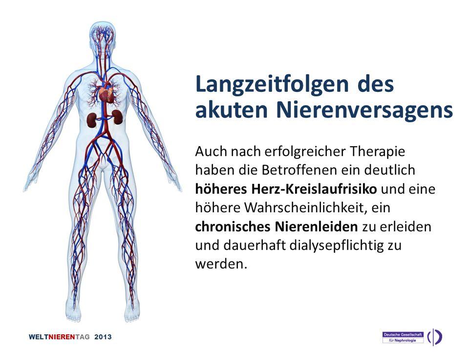 Langzeitfolgen des akuten Nierenversagens