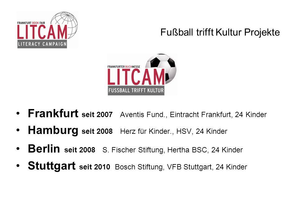 Fußball trifft Kultur Projekte