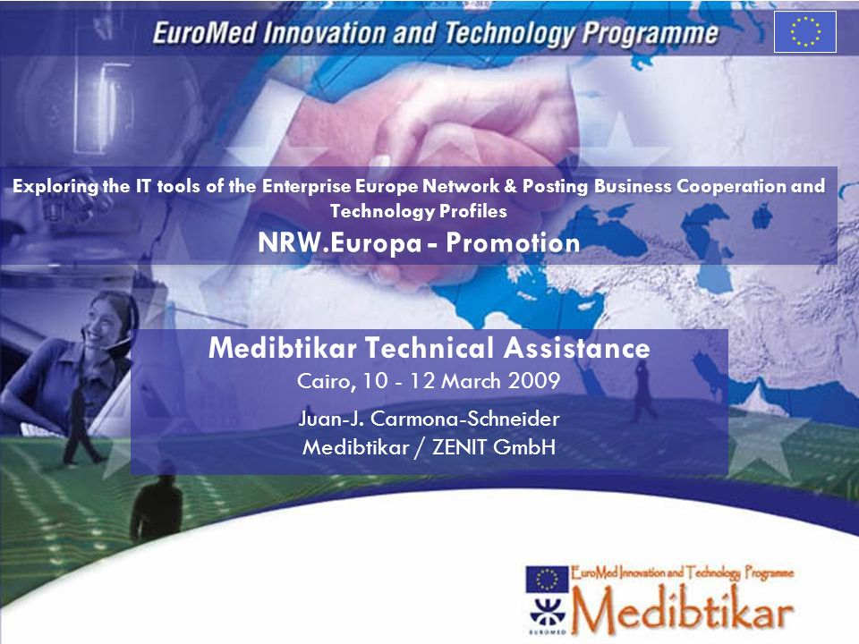 Medibtikar Technical Assistance