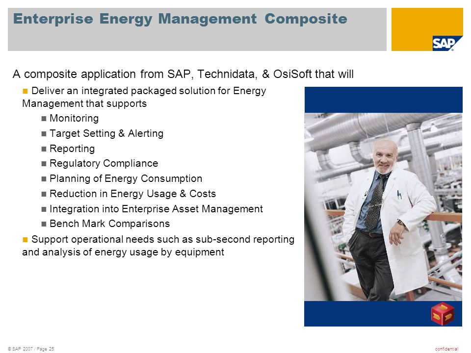Enterprise Energy Management Composite
