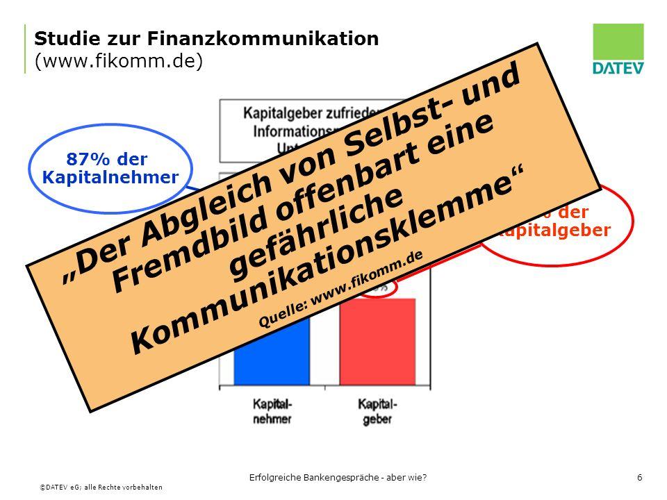 Studie zur Finanzkommunikation (www.fikomm.de)
