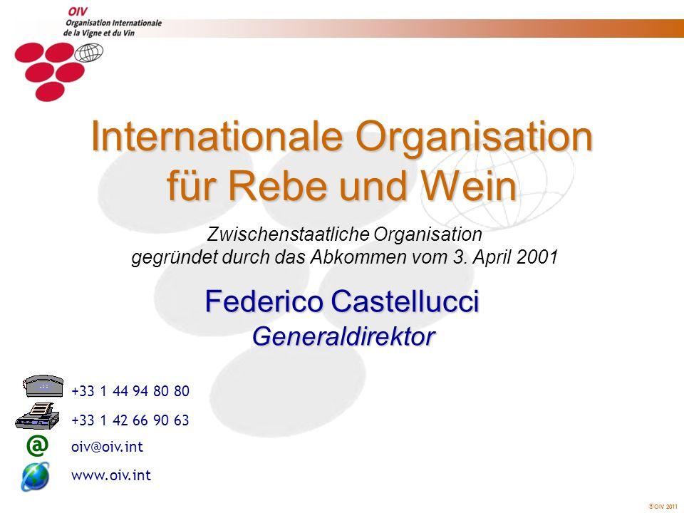 Internationale Organisation für Rebe und Wein