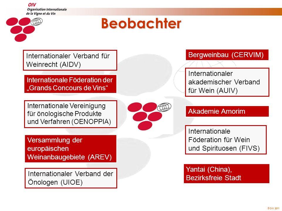 Beobachter Bergweinbau (CERVIM)