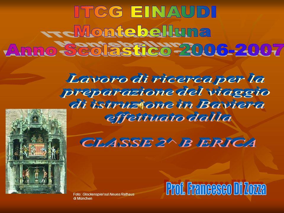 ITCG EINAUDI Montebelluna Anno Scolastico 2006-2007
