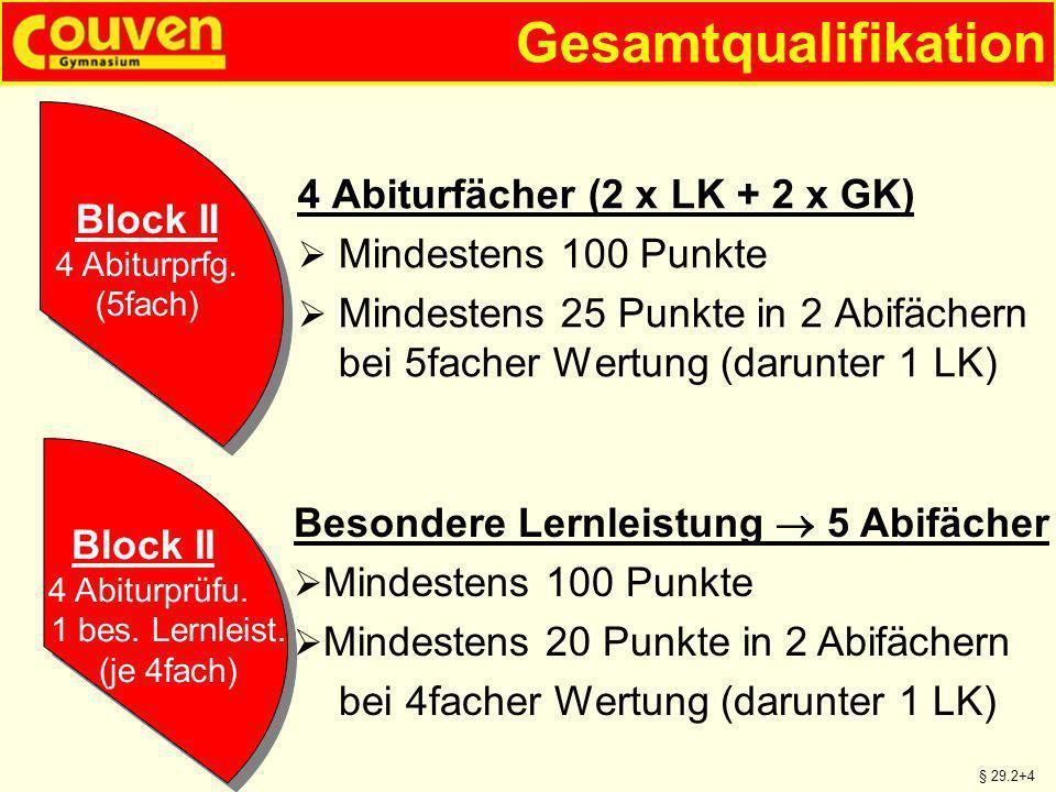 Schülerinformation - Klasse 10