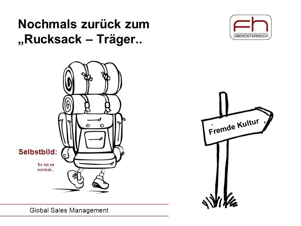 """Nochmals zurück zum """"Rucksack – Träger.."""