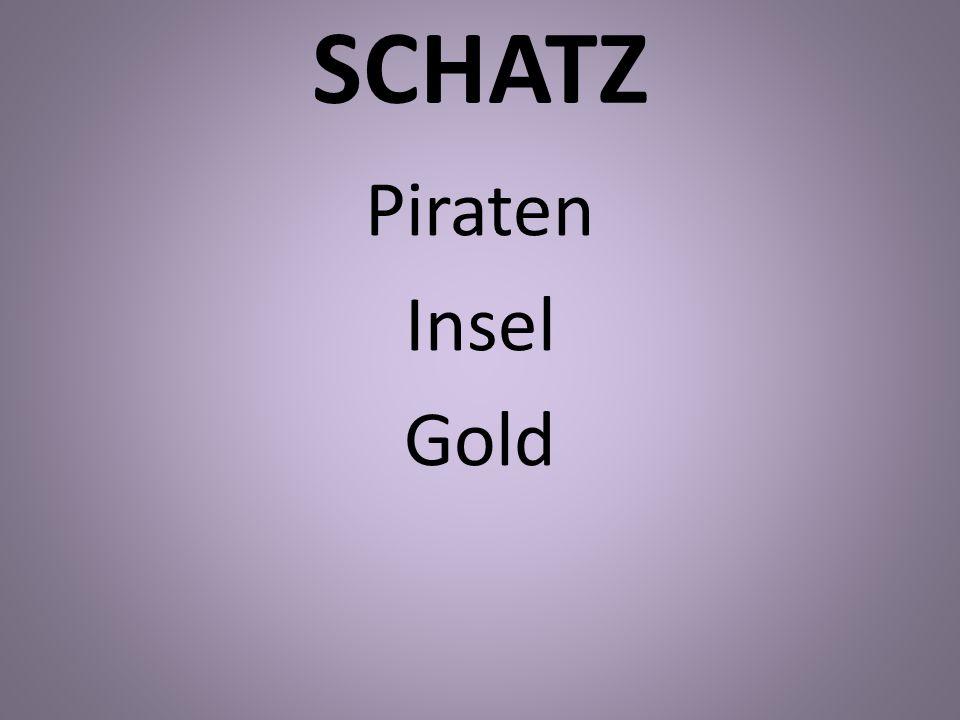 SCHATZ Piraten Insel Gold