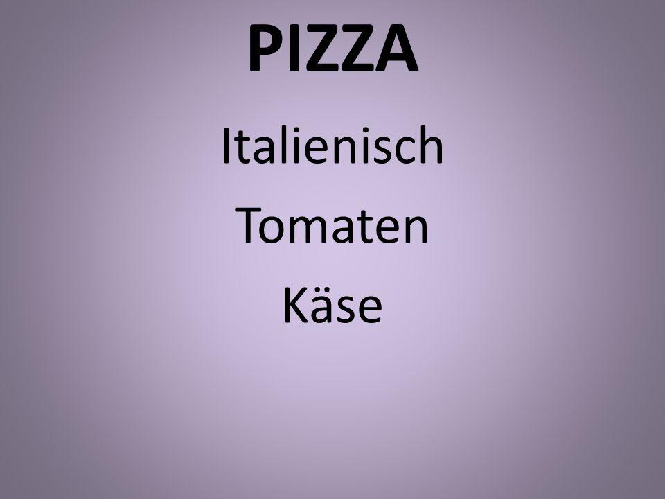 Italienisch Tomaten Käse