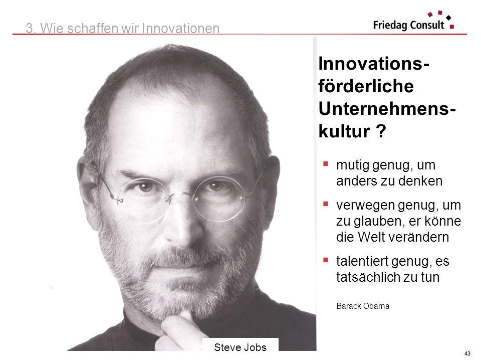 Innovations-förderliche Unternehmens-kultur