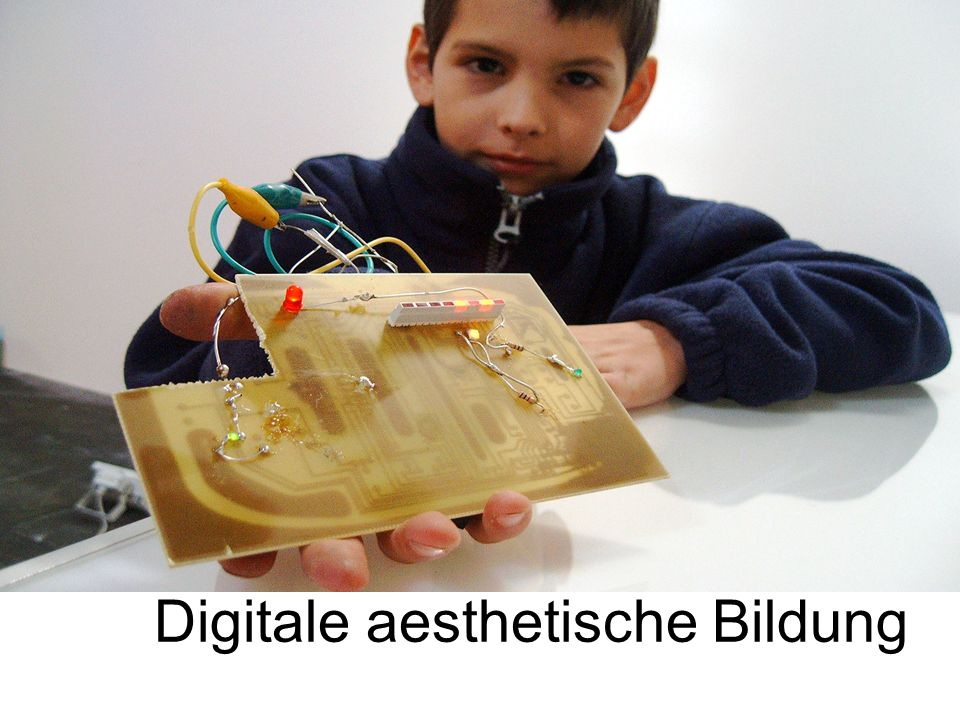 Digitale aesthetische Bildung
