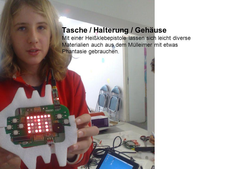 Tasche / Halterung / Gehäuse