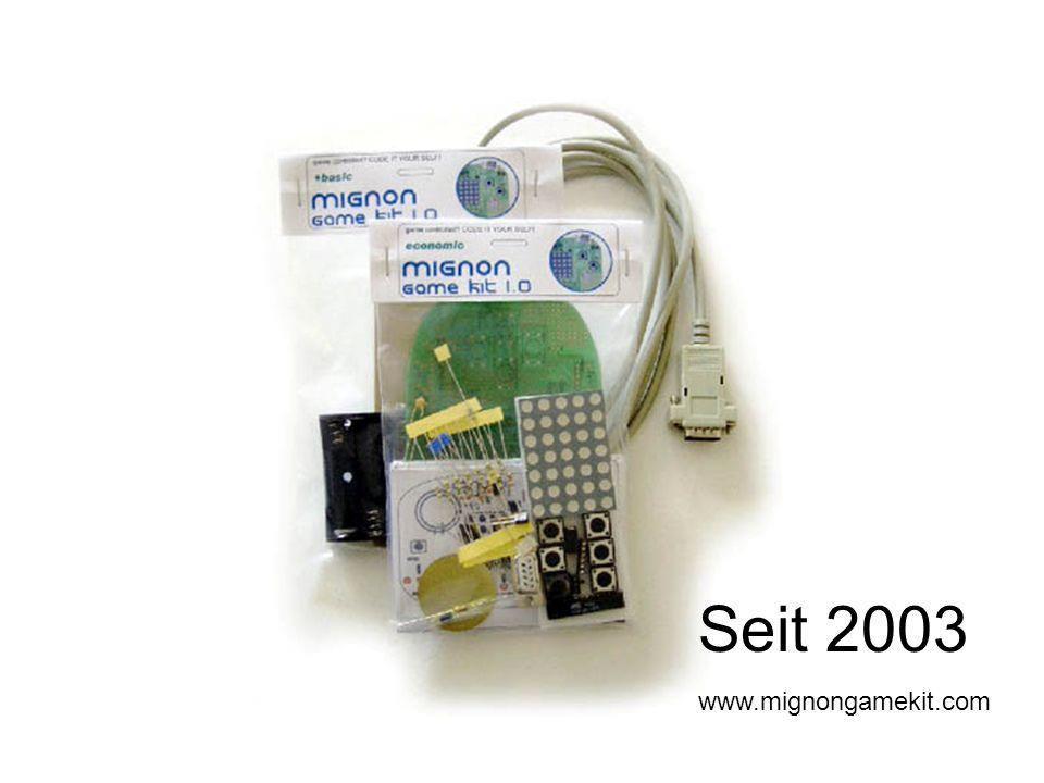 Seit 2003 www.mignongamekit.com
