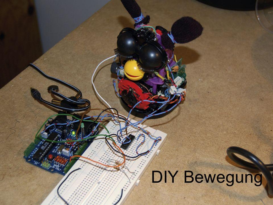 Die Idee das Mignon Game Kit entwickelte sich aus der Kunst www
