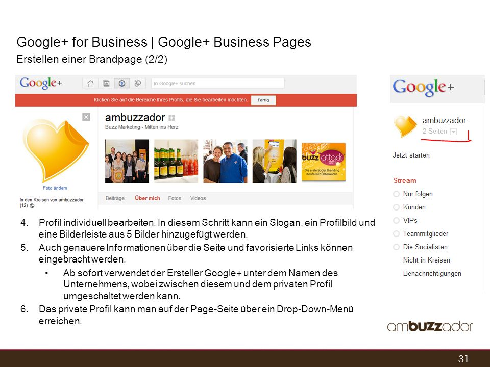 Google+ for Business | Google+ Business Pages