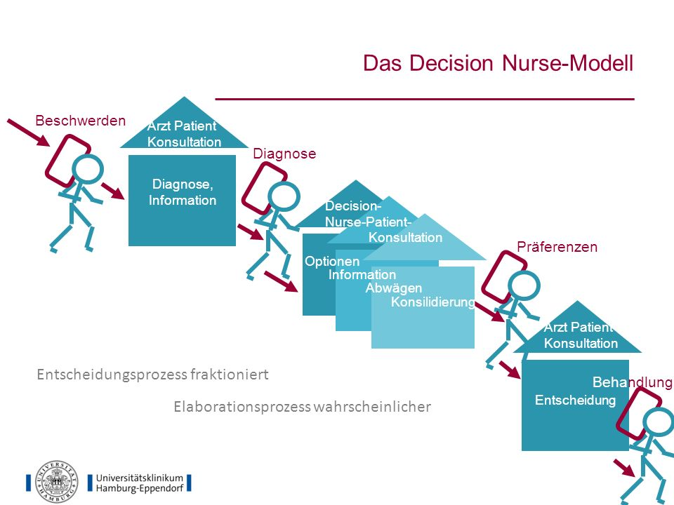 Das Decision Nurse-Modell
