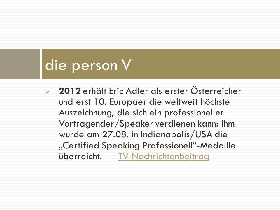 die person V