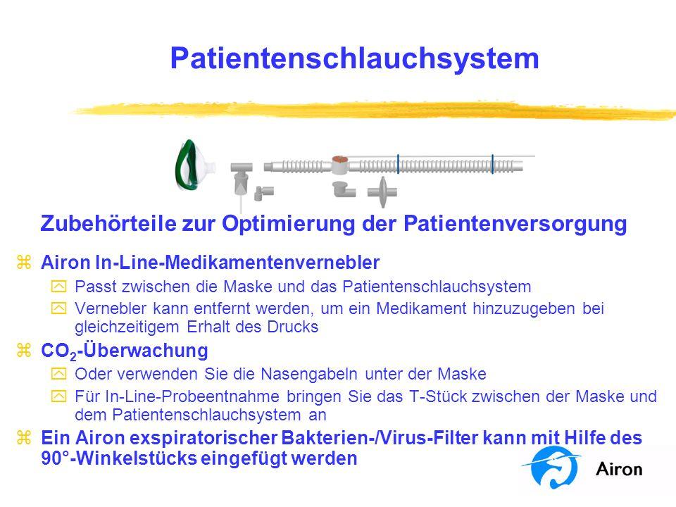 Patientenschlauchsystem