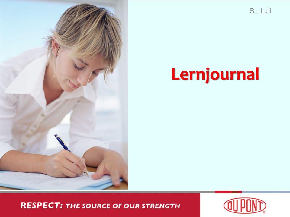 S.: LJ1 Lernjournal