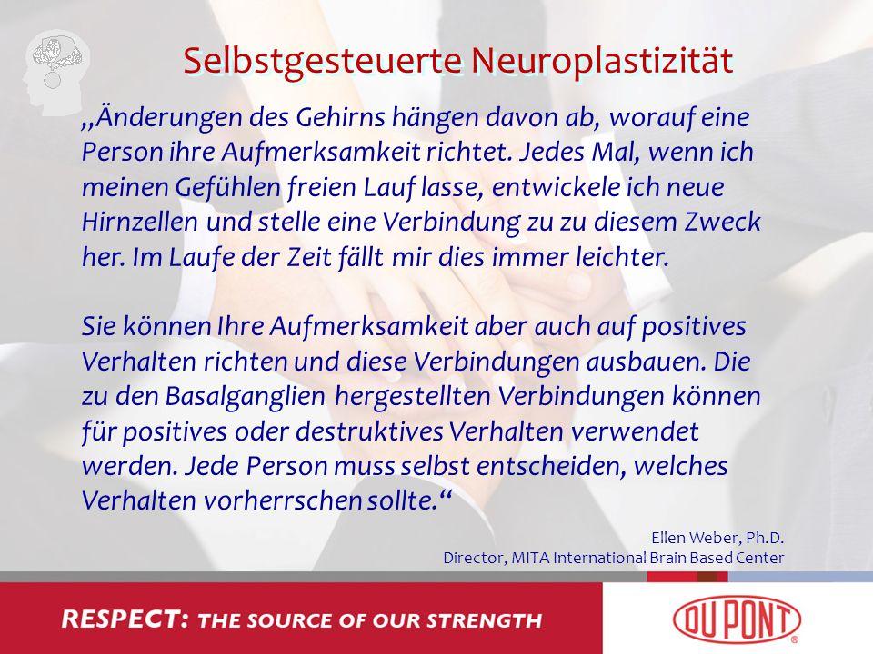 Selbstgesteuerte Neuroplastizität