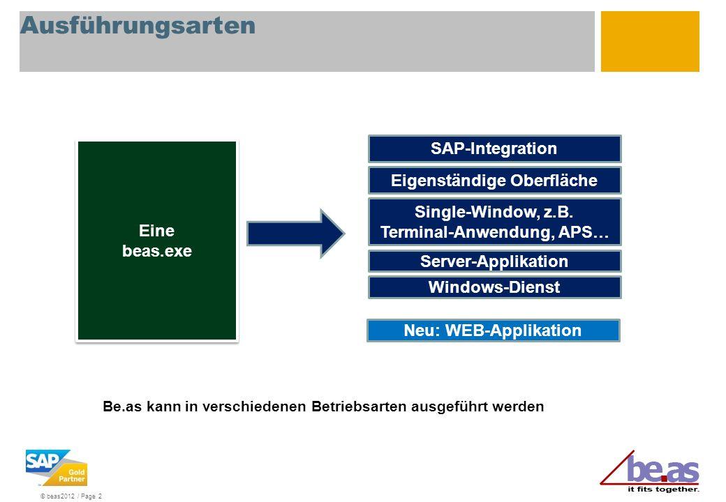 Eigenständige Oberfläche Terminal-Anwendung, APS…