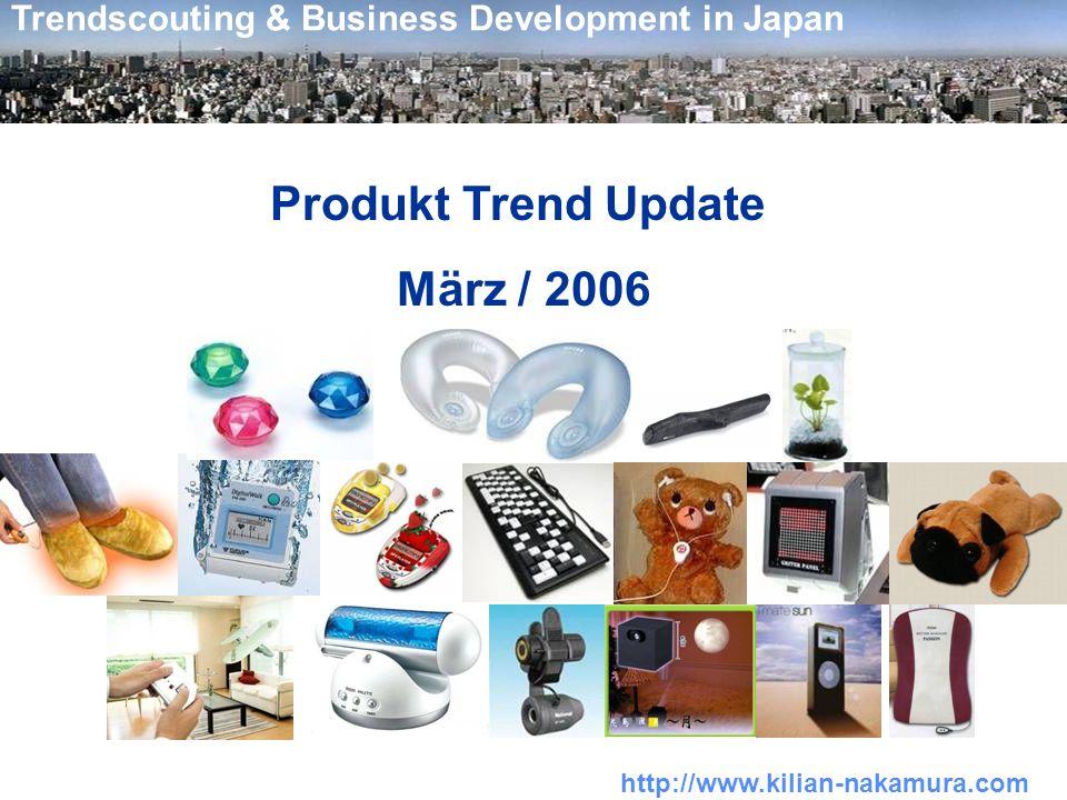 Produkt Trend Update März / 2006
