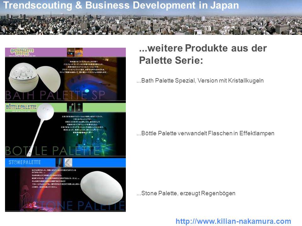 ...weitere Produkte aus der Palette Serie: