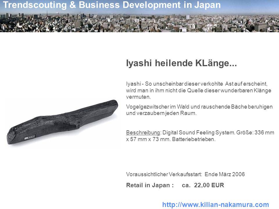 Iyashi heilende KLänge...