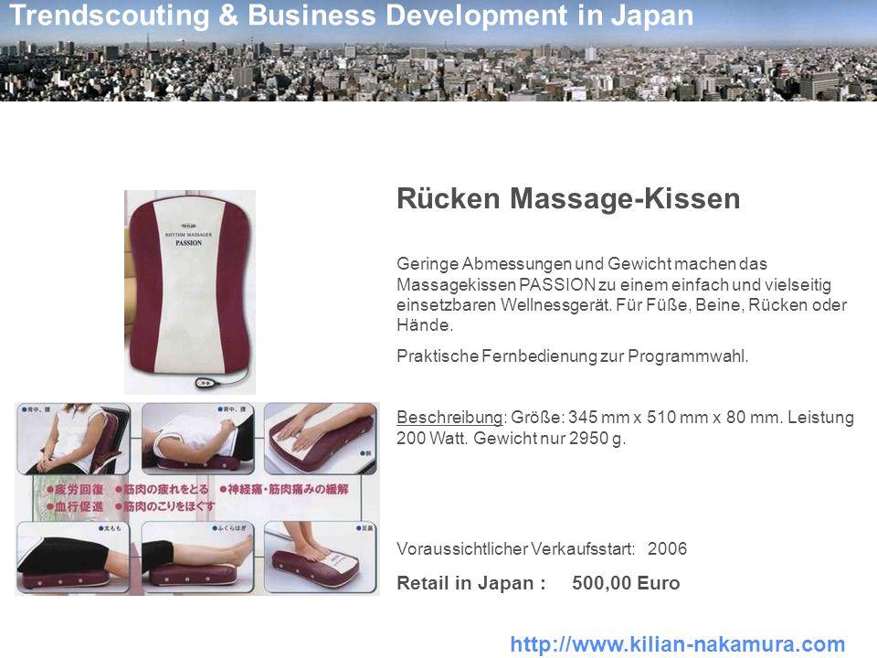 Rücken Massage-Kissen