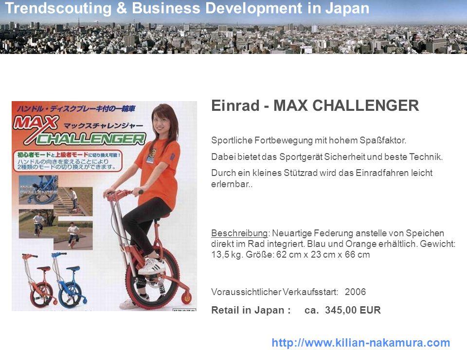 Einrad - MAX CHALLENGER