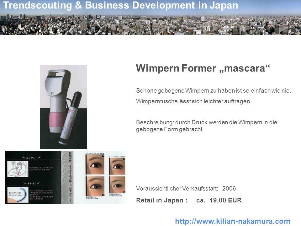 """Wimpern Former """"mascara"""