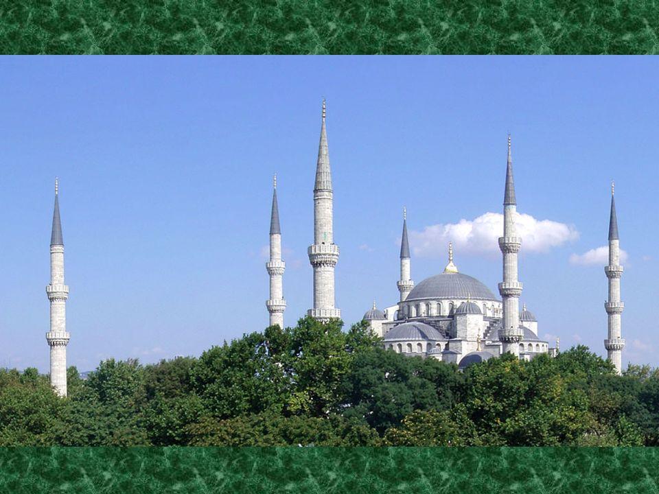 Gotteshäuser Eine Moschee ( Ort der Niederwerfung )