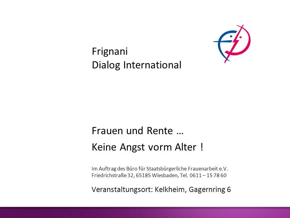 Frignani Dialog International
