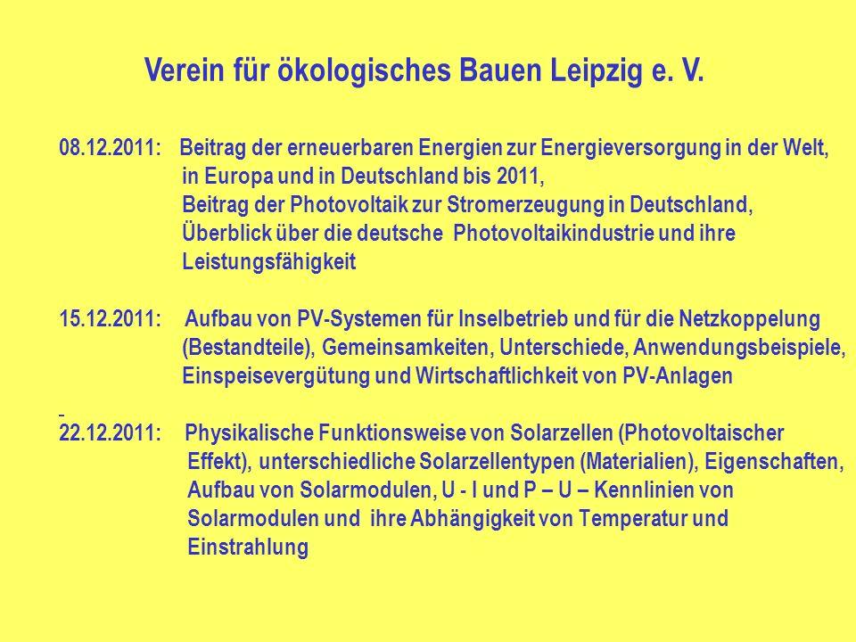 Verein für ökologisches Bauen Leipzig e. V.