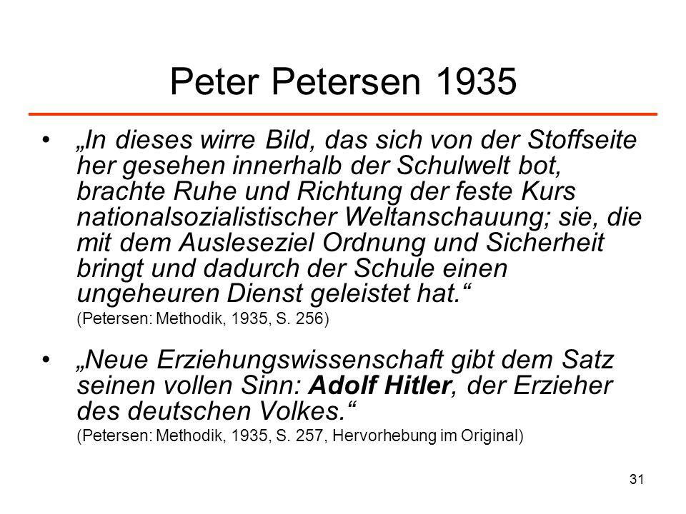 Peter Petersen 1935