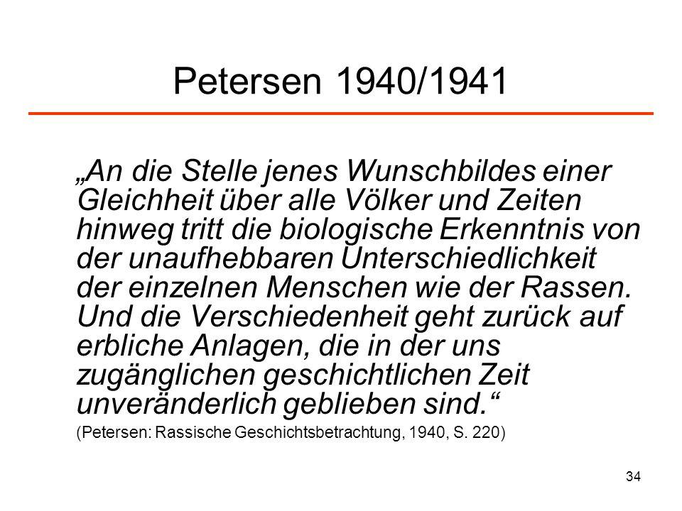 Petersen 1940/1941