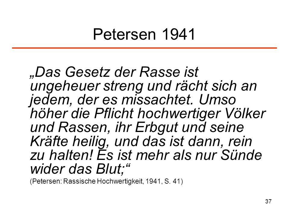 Petersen 1941