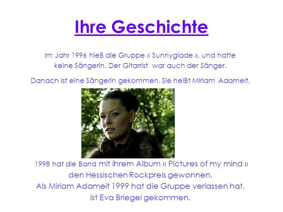 Ihre Geschichte den Hessischen Rockpreis gewonnen.